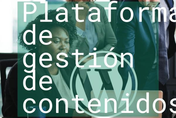 Plataforma de gestión de contenidos y comunicación con clientes via App móvil - Inmediatez y relevancia