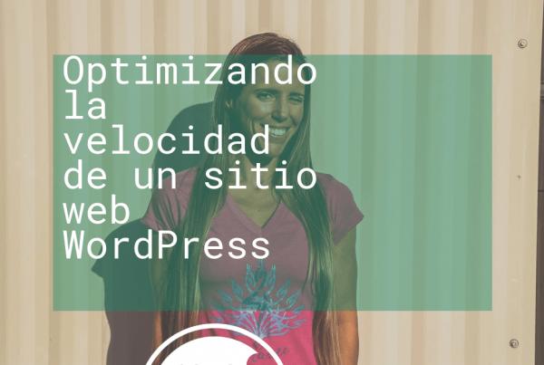 Optimizando la velocidad de un sitio web Wordpress